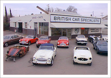 British Car Specialists