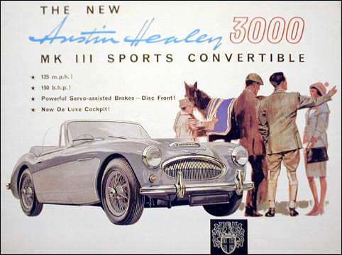 British Car Specialists - Stockton CA - Land Rover - Austin Healey ...